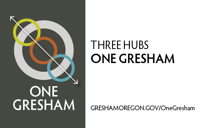 One Gresham spotlight image