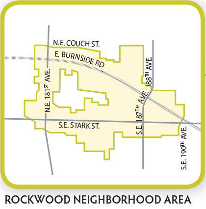Garage to Storefront Zone - Rockwood