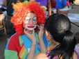 National Night Out Face Painting
