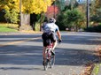 Bicyclist in Gresham