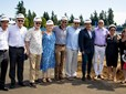 Mayor and Council at the Rockwood Rising groundbreaking