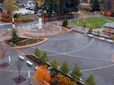Arts Plaza Autumn